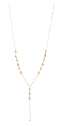 ENewton Honesty Pearl Charm Necklace - Gabrielle's Biloxi