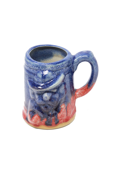 Satterfield Rebel Mug - Assorted Patterns - Gabrielle's Biloxi