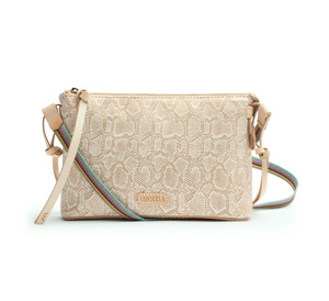 Consuela Teeny Crossbody Clay - Gabrielle's Biloxi
