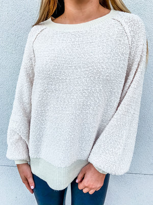 Gab Oversized Sweater - Gabrielle's Biloxi