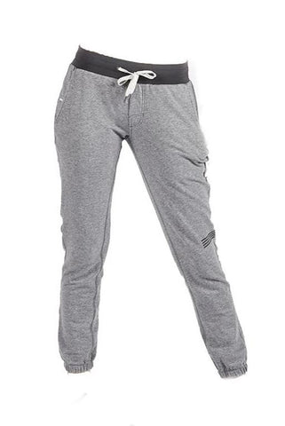 Vuori Women's Laguna Lounge Pant Heather Grey - Gabrielle's Biloxi