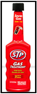 STP Gas Treatment - 155ml