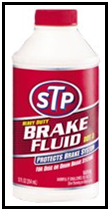 STP Brake Fluid 350ml.