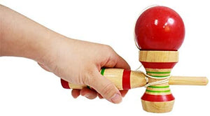 Traditional Wooden Kendama Game