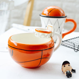 Basket Ball Hoop Mug