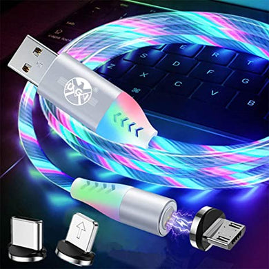 3 in 1 Light Up Charging Cable
