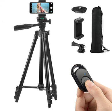 Cell Phone Tripod w/ Bluetooth Controller