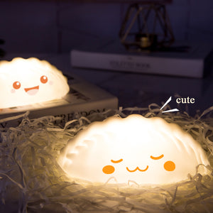 Squishy Dumpling Night Light