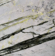 Green and White Quartzite
