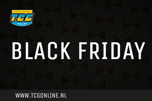 Black Friday: 23 november!