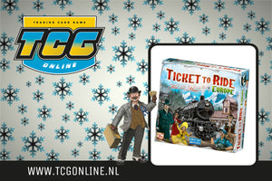 Win Ticket To Ride - Europe!
