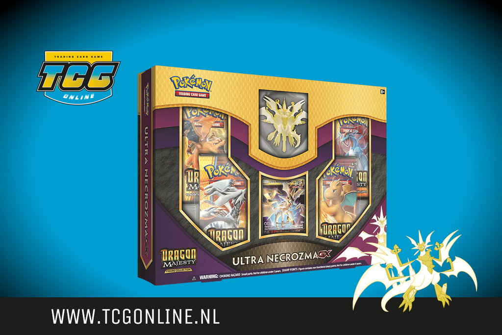 Win een Ultra Necrozma GX Box
