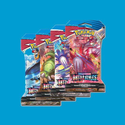 Pokémon - Booster Packs