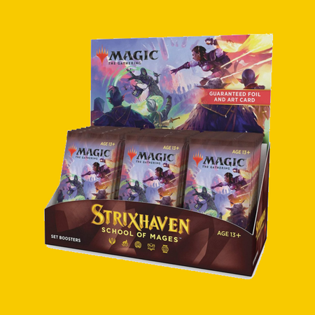Magic! - Booster Packs