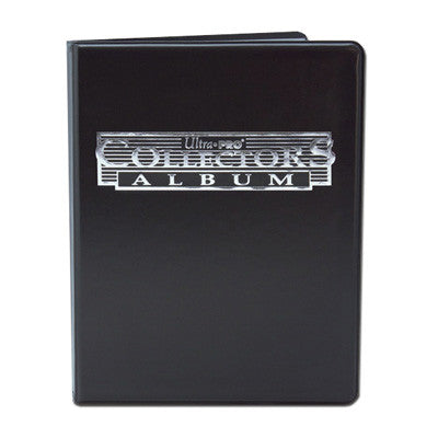 Black Collectors 4-Pocket - TCG Online