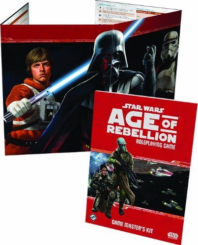 Star Wars Age of Rebellion Game Master's Kit - TCG Online