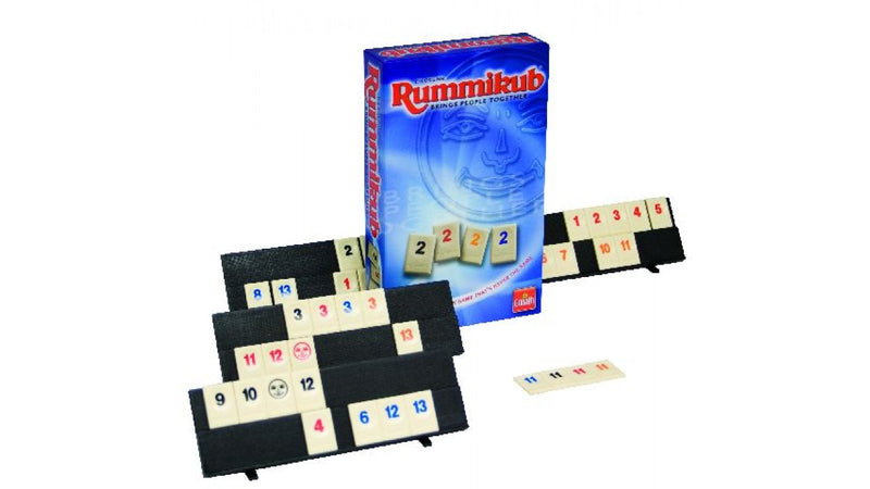 Rummikub The Original Travel - TCG Online.