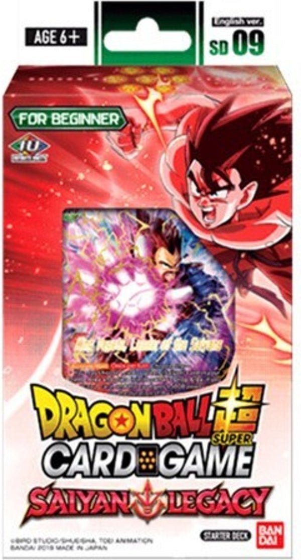 Dragon Ball SCG S7 Starter Deck - TCG Online