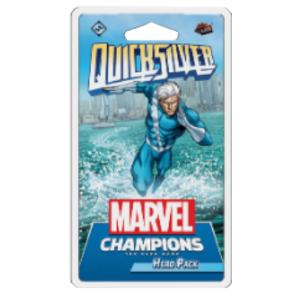 Marvel LCG Quicksilver Hero Pack - TCG Online