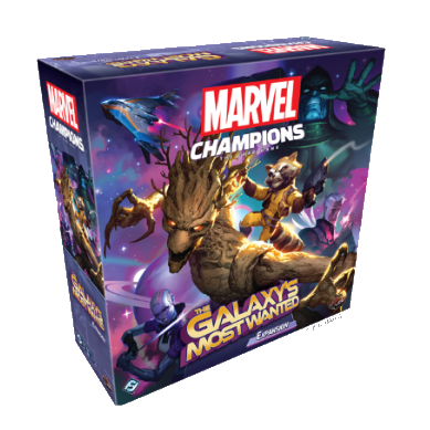 Marvel LCG The Galaxy's Most Wanted Exp. - TCG Online