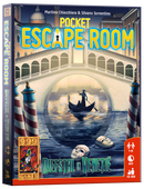 Pocket Escape Room - Diefstal in Venetië - TCG Online.