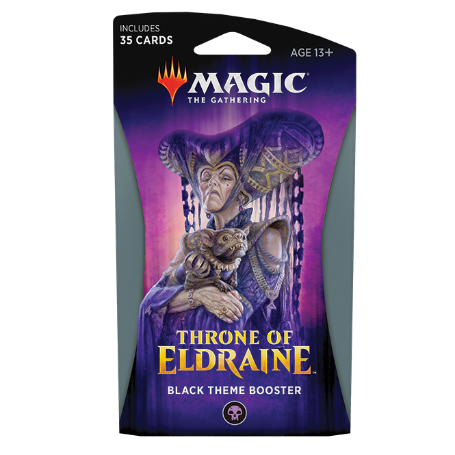 Throne of Eldraine Theme Booster Pack - TCG Online