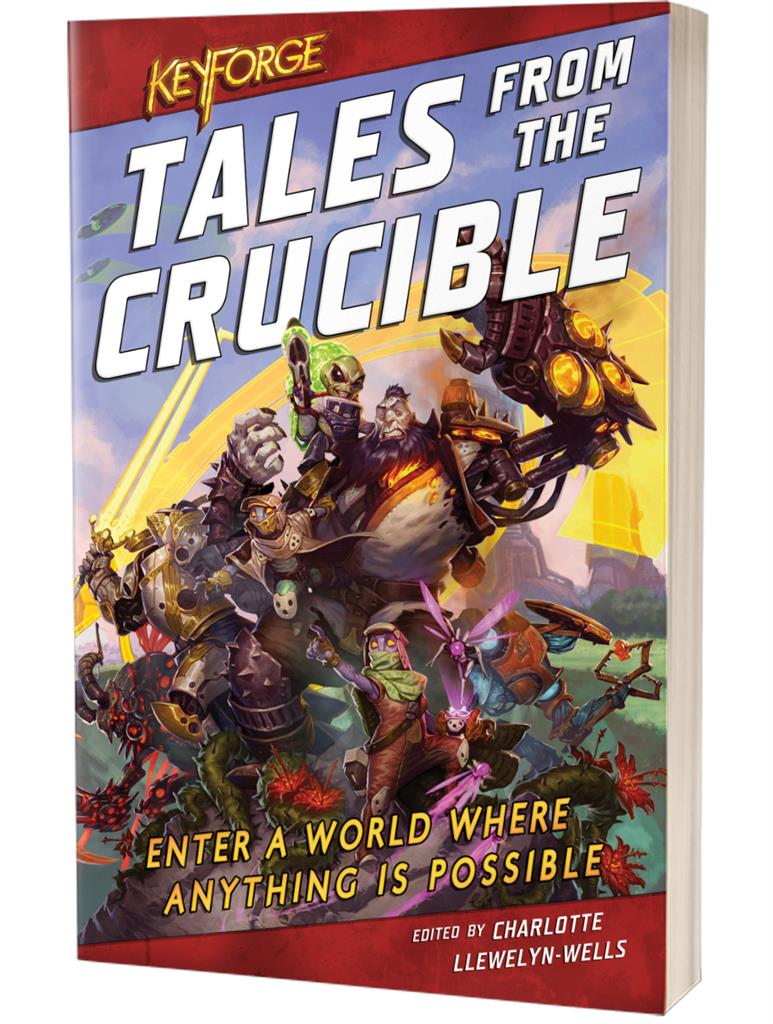 Keyforge Tales from the Crucible - TCG Online.