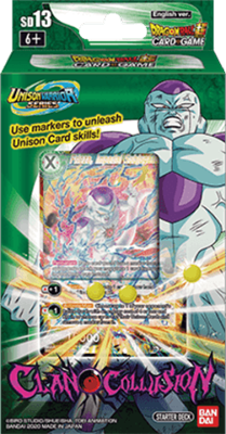 Dragon Ball SCG S10 Green Starter Deck - TCG Online.