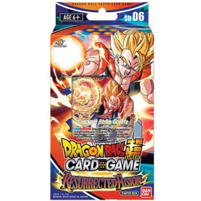 Dragon Ball SCG S5 Blue Starter Deck - TCG Online