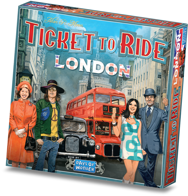 Ticket to Ride - London - TCG Online.