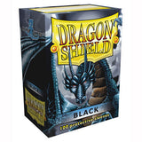 Dragon Shield - Standard - Black (100 stuks) - TCG Online