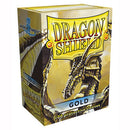Dragon Shield - Standard - Gold (100 stuks) - TCG Online