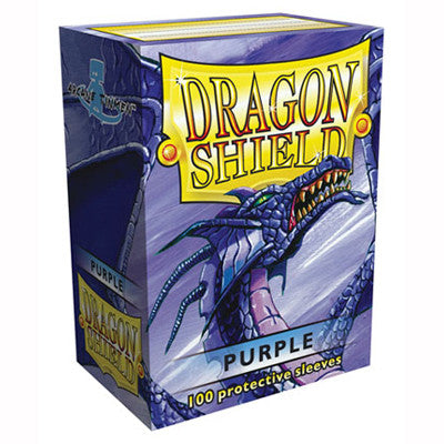 Dragon Shield - Standard - Purple (100 stuks) - TCG Online