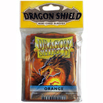 Dragon Shield Mini - Small - Orange (50 stuks) - TCG Online