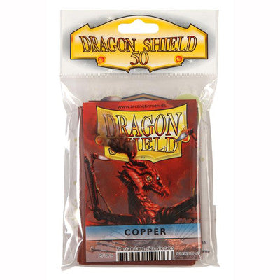 Dragon Shield - Standard - Copper (50 stuks) - TCG Online