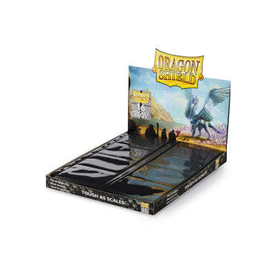 Dragon Shield 16-Pocket Pages Clear Center Loader - TCG Online