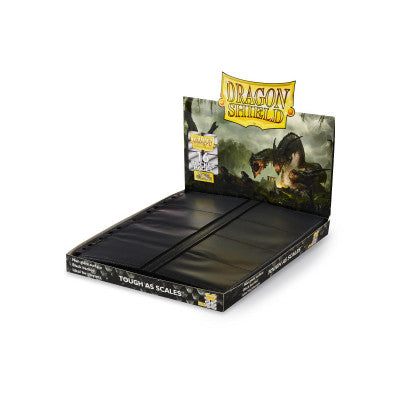 Dragon Shield 16-Pocket Pages Non Glare Center Loader (50) - TCG Online