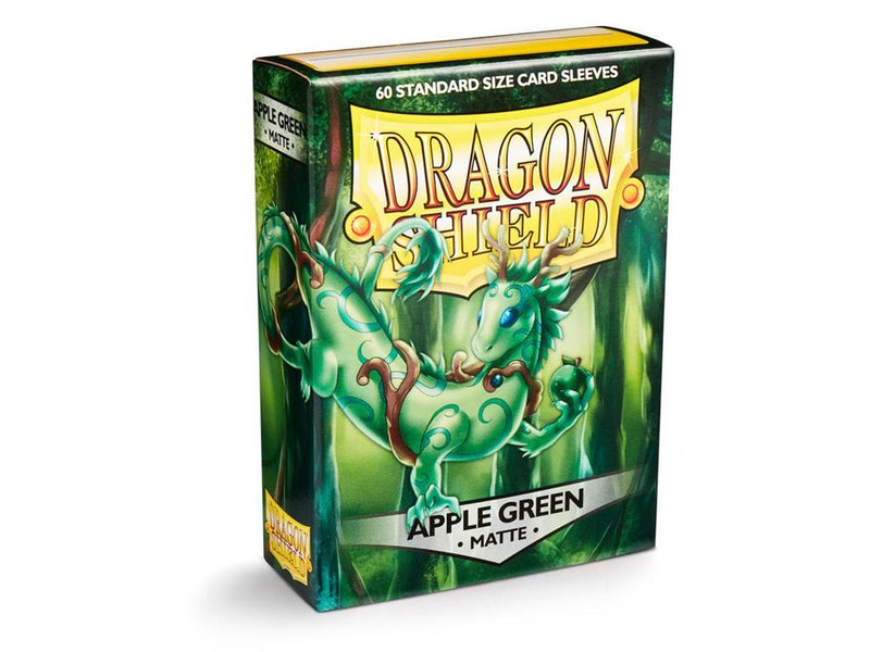 Dragon Shield MATTE - Apple Green (60 stuks) - TCG Online