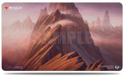 Magic Unstable Mountain Playmat - TCG Online