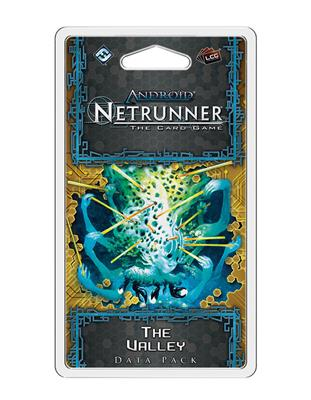 Android Netrunner LCG The Valley Data Pack - TCG Online