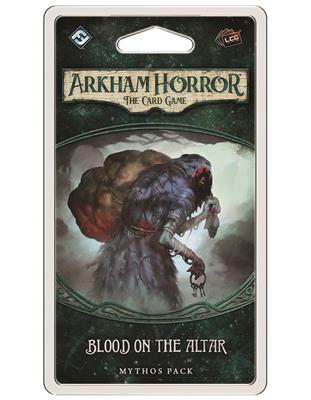 Arkham Horror LCG Blood on the Altar