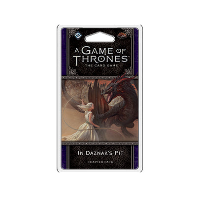 Game of Thrones LCG 2nd Ed. In Daznaks Pit - TCG Online