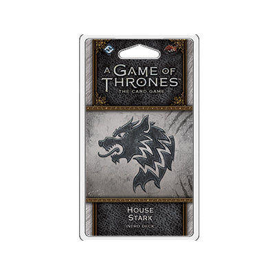 Game of Thrones LCG 2nd House Stark Intro Deck - TCG Online