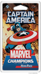 Marvel LCG Captain America Hero - TCG Online