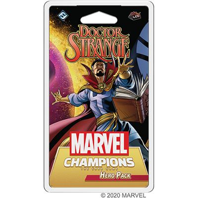 Marvel LCG Doctor Strange Hero Pack - TCG Online