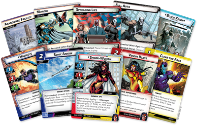Marvel LCG Champions The Rise of the Red Skull Exp - TCG Online