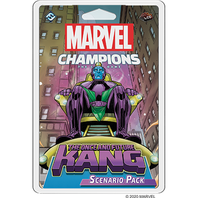 Marvel LCG The Once And Future Kang Exp. - TCG Online