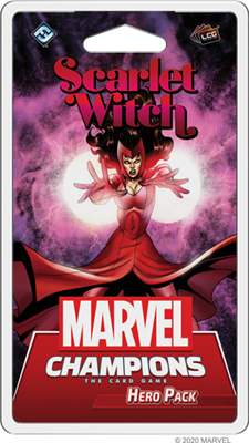 Marvel LCG Scarlet Witch Hero Pack