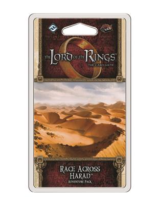 Lord of the Rings LCG:  Race Across Harad - TCG Online