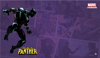 Marvel LCG Black Panther Playmat - TCG Online